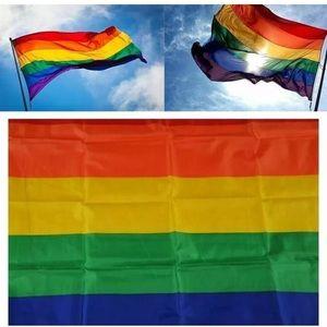 SALE NEW PRIDE FLAG 6 Color 3'x5' w/Grommets